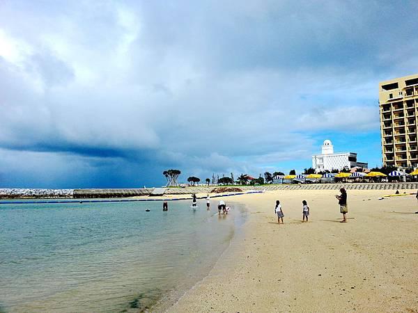 20.VESSEL前的日落海灘