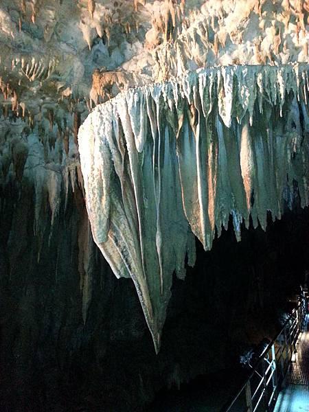 23.石泉洞鐘乳石