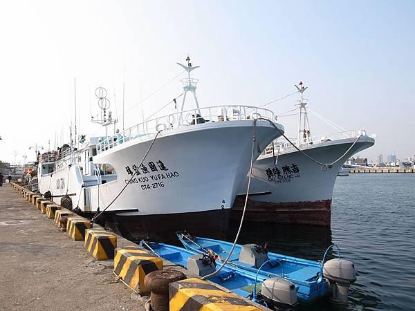 1大船入港.JPG