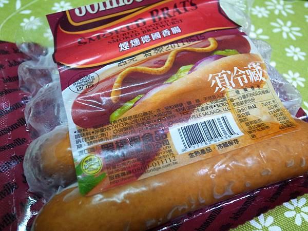 3.換成煙燻香腸.JPG