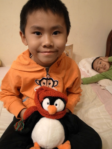 Gino與他的企鵝.jpg