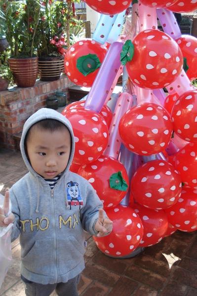 11Jerry與草莓充氣球.jpg