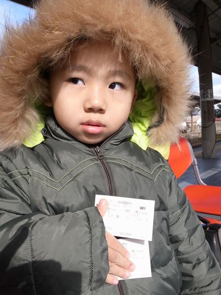 2.Jerry與去程火車坐票.jpg