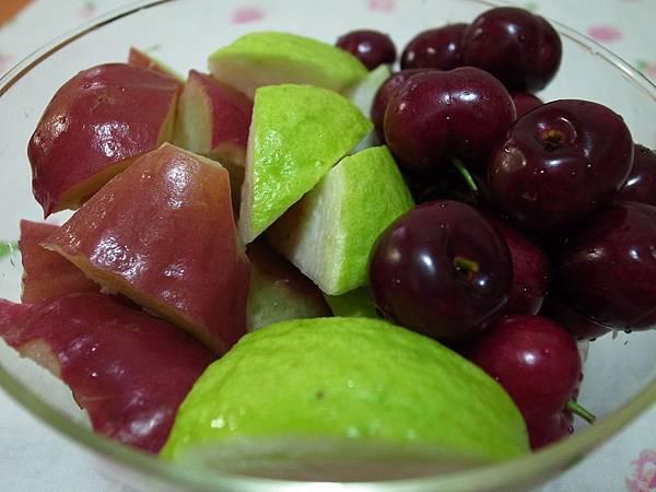 9-1.飯後冰涼水果.JPG