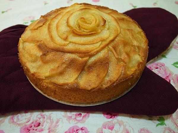 7.出爐的美麗蛋糕.JPG