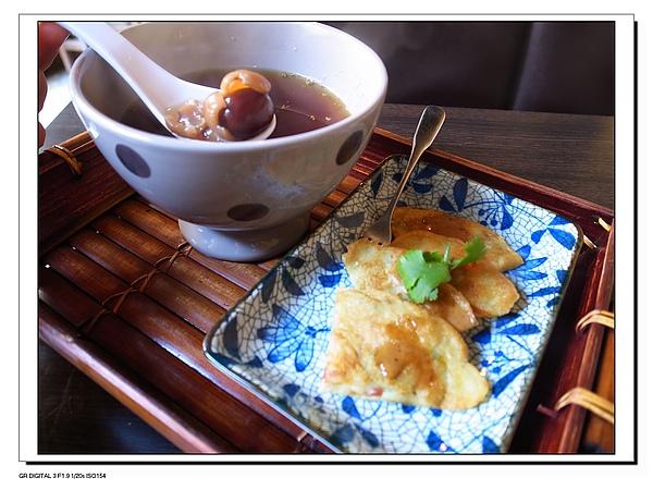 14.豆沫煎餅及桂圓茶.JPG