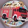R0019393【主圖:消防車】浮凸式