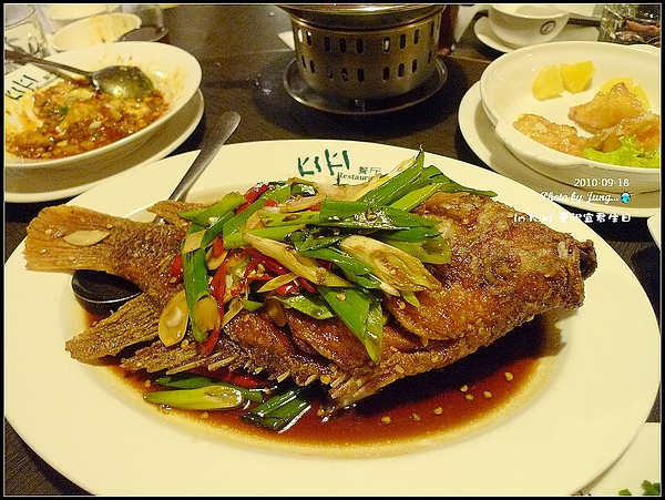 12.合菜6~8-紅椒燒魚