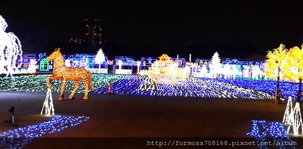 再見冬天-京都版合掌村與明治維新燈光展15-2.jpg