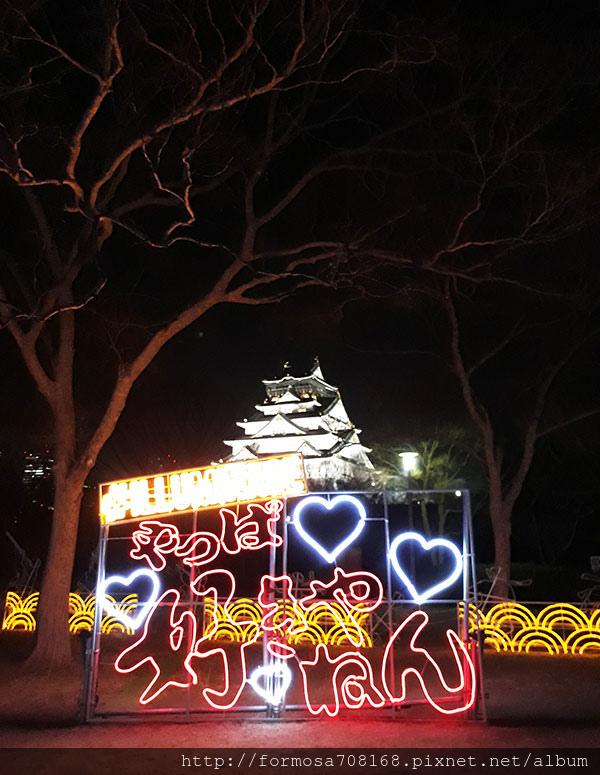 再見冬天-京都版合掌村與明治維新燈光展18.jpg