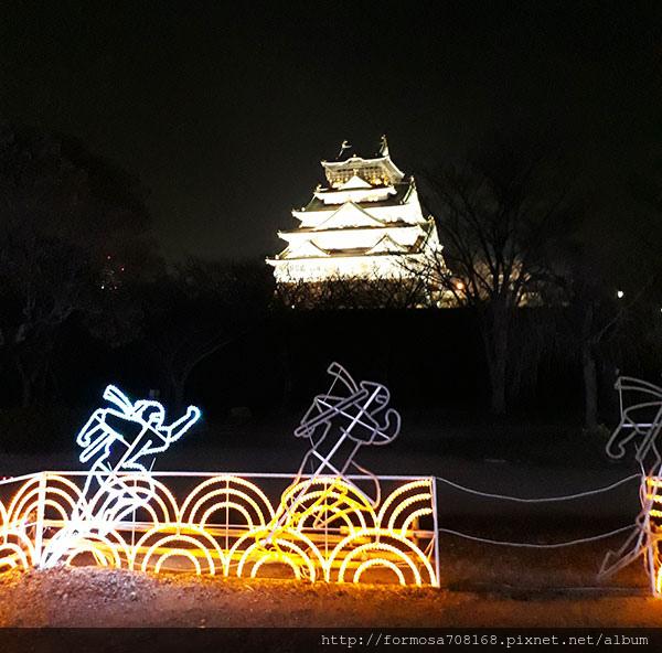 再見冬天-京都版合掌村與明治維新燈光展19.jpg