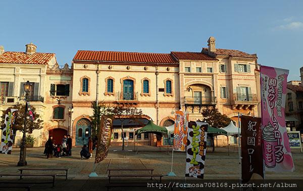 歐風小鎮-海生物-歐羅巴克港與海遊館1.jpg