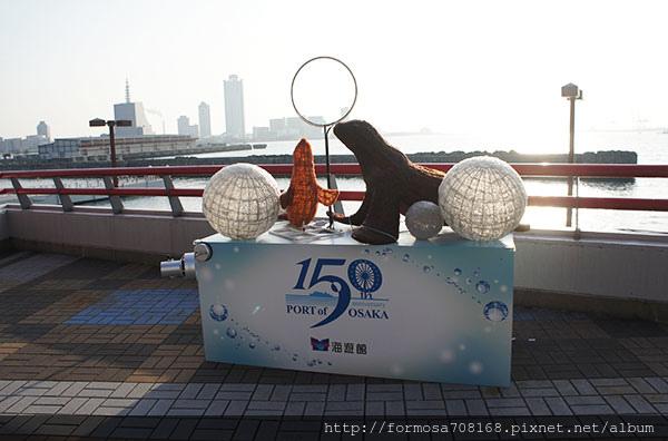 海豚舞動櫻花中-飯店裡的水族館16.jpg