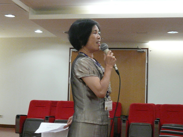 03 New Members' Induction Ceremony Master - Marian Hsiao, DTM.JPG