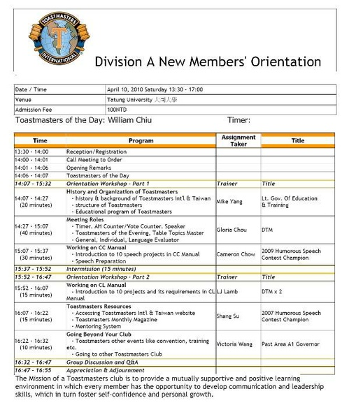 2010-04-10 Division A New Member Orientation.jpg