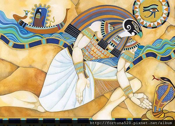 埃及文化 塔羅牌