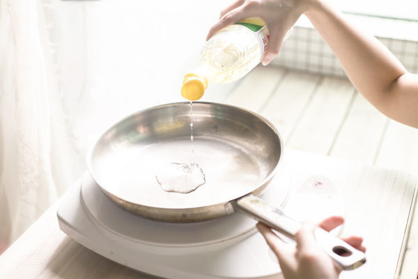清除鍋子黏鍋與燒痕