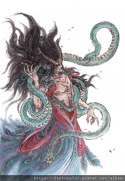 元辰宮守護神-瘟神