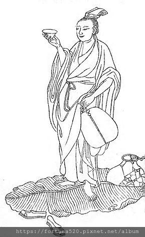 元辰宮守護神水仙尊王