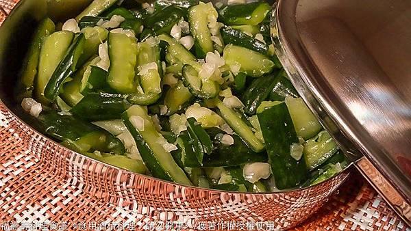 醃小黃瓜01072015-