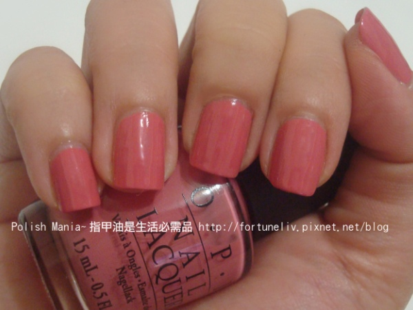 OPI #S26-Mantucket Mist