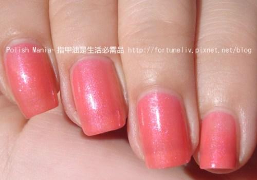 OPI #SR AL9-Pink Cupcake