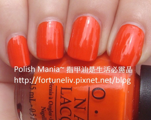 OPI #H53-A Roll in the Hague