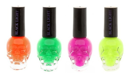 Blackheart Toxicity Nail Polish  USD5-s