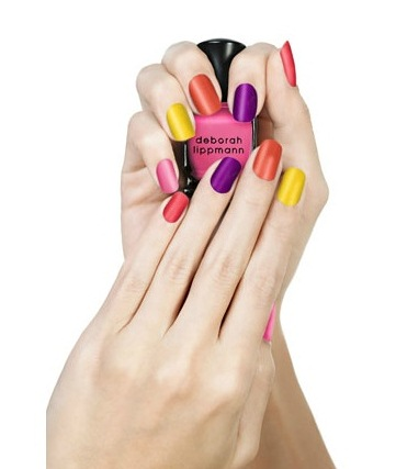 DL Run The World Nail Lacquer Set