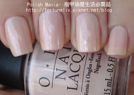 OPI #H26-Makes Men Blush