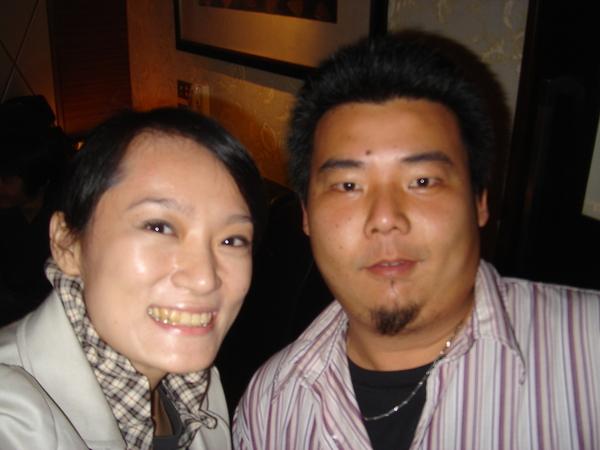 劉宏祥,心機太重....按快門的瞬間給我後退....
