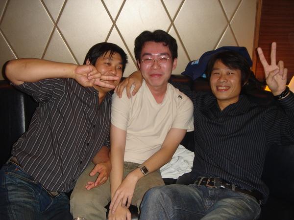 林志、謝宗霖、郭義章