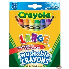 crayola8色蠟筆