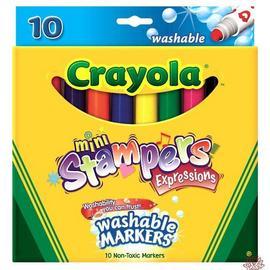 crayola印章筆