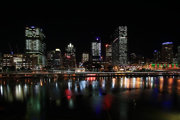 Brisbane 河岸夜景_01.JPG