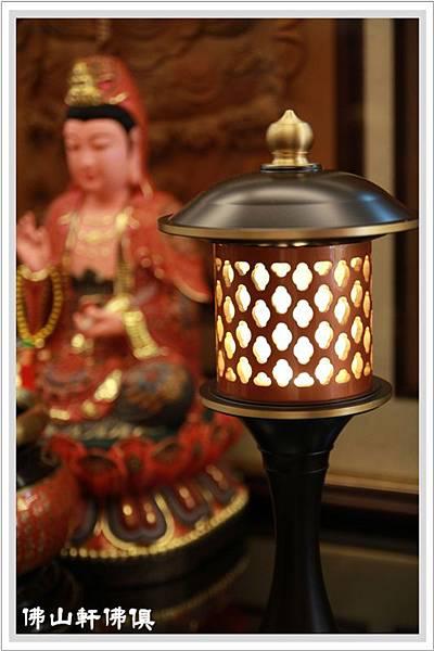 神燈佛具(佛俱)-粉紅結晶彩雲燈3.jpg