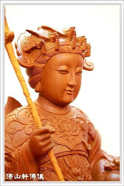 神像佛具 - 1呎6無極瑤池金母3.jpg