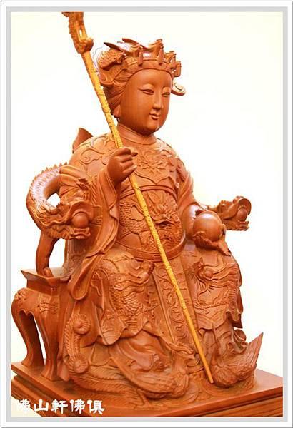 神像佛具 - 1呎6無極瑤池金母2.jpg