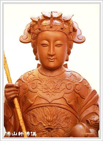 神像佛具 - 1呎6無極瑤池金母7.jpg