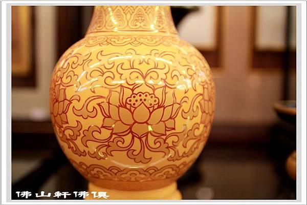 佛具用品-黃鎏金花瓶3.jpg