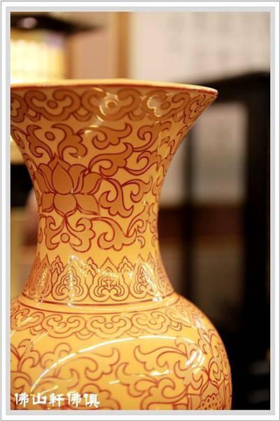 佛具用品-黃鎏金花瓶5.jpg