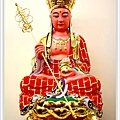 【佛山軒神像佛俱】一呎三袈裟安金 -地藏王菩薩