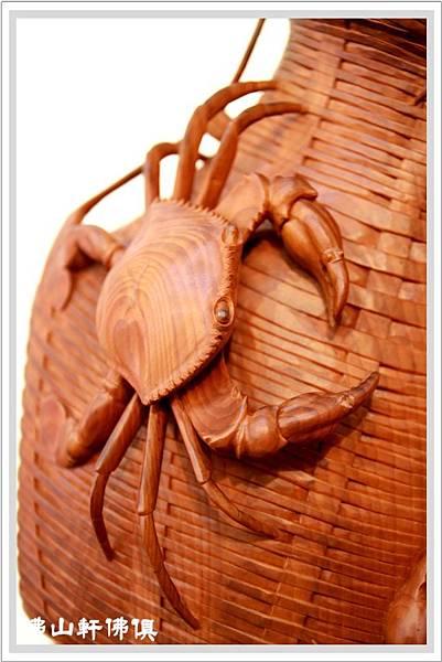 竹簍螃蟹03