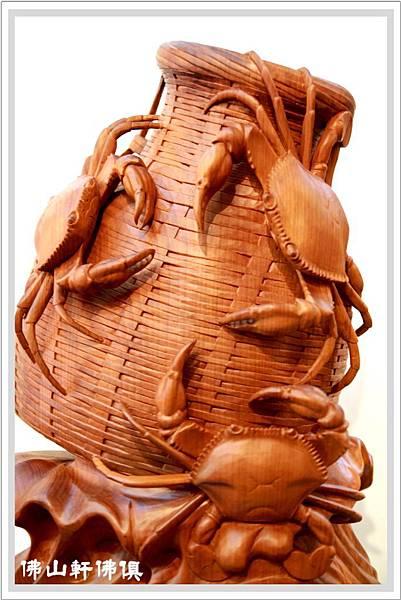 竹簍螃蟹10