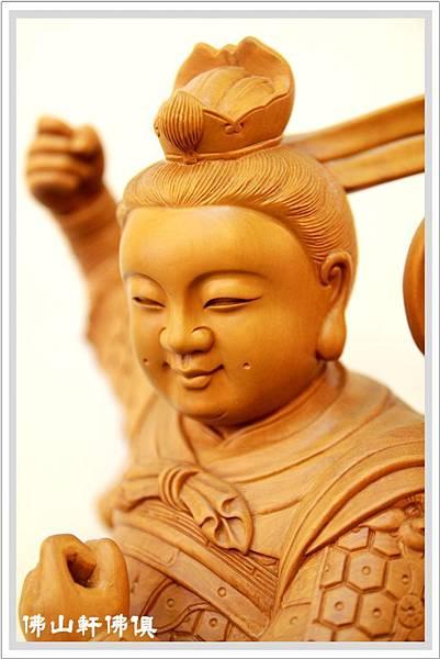 深雕太子神像4