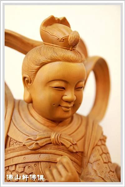 深雕太子神像5