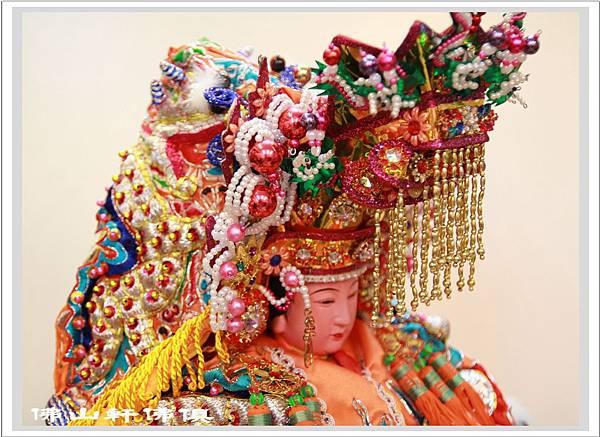 軟身媽祖(真珠帽)神像5