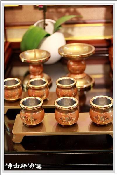 銅爐佛具-金吉系列3