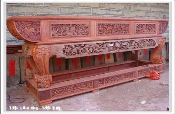 廟寺大神桌訂製