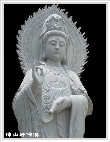 【佛山軒石雕佛具】石雕觀世音神像/龍/獅子/麒麟/牛/馬/羊/大象/廟爐
